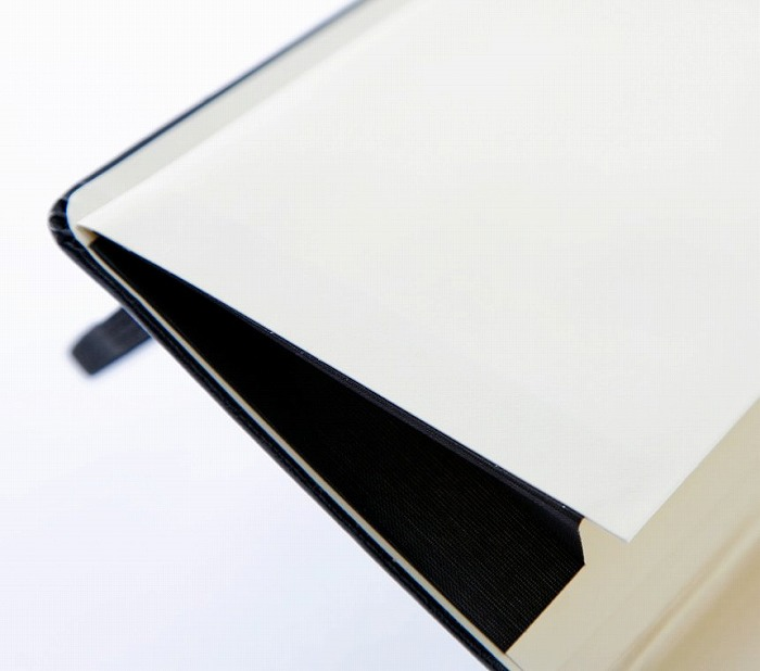 Link to an enlarged 4th image of Moleskine Squared Notebook Extra Large - Soft cover (NTB)