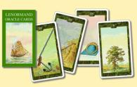 Link to an enlarged image of Lenormand Oracle Cards