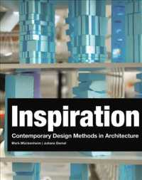 Link to an enlarged image of Inspiration : Contemporary Design Methods in Architecture