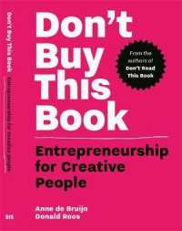 Link to an enlarged image of Don't Buy This Book : Entrepreneurship for Creative People