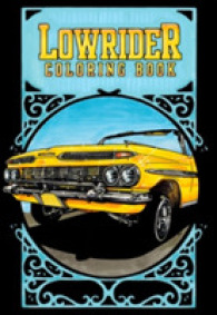 Link to an enlarged image of Lowrider Adult Coloring Book (CLR CSM)