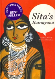Books Kinokuniya: Sita's Ramayana / Arni, Samhita/ Chitrakar, Moyna