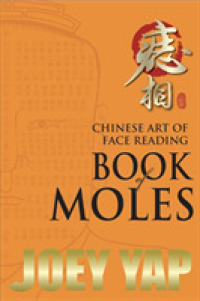 Link to an enlarged image of Chinese Art of Face Reading : Book of Moles -- Paperback / softback