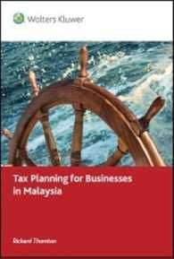 Link to an enlarged image of Tax Planning for Business in Malaysia