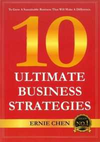 Link to an enlarged image of 10 Ultimate Business Strategies