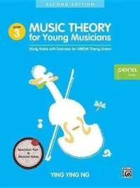 Link to an enlarged image of Music Theory for Young Musicians : Study Notes with Exercises for Abrsm Theory Exams (Poco Studio Edition)