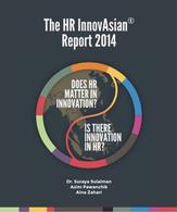 Link to an enlarged image of The HR Innovation Report 2014