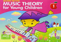 Link to an enlarged image of Music Theory for Young Children 1 (Poco Studio Music) (2nd CSM STK)