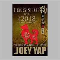 Link to an enlarged image of Feng Shui for 2018 : The Year of the Earth Dog -- Paperback (English Language Edition)