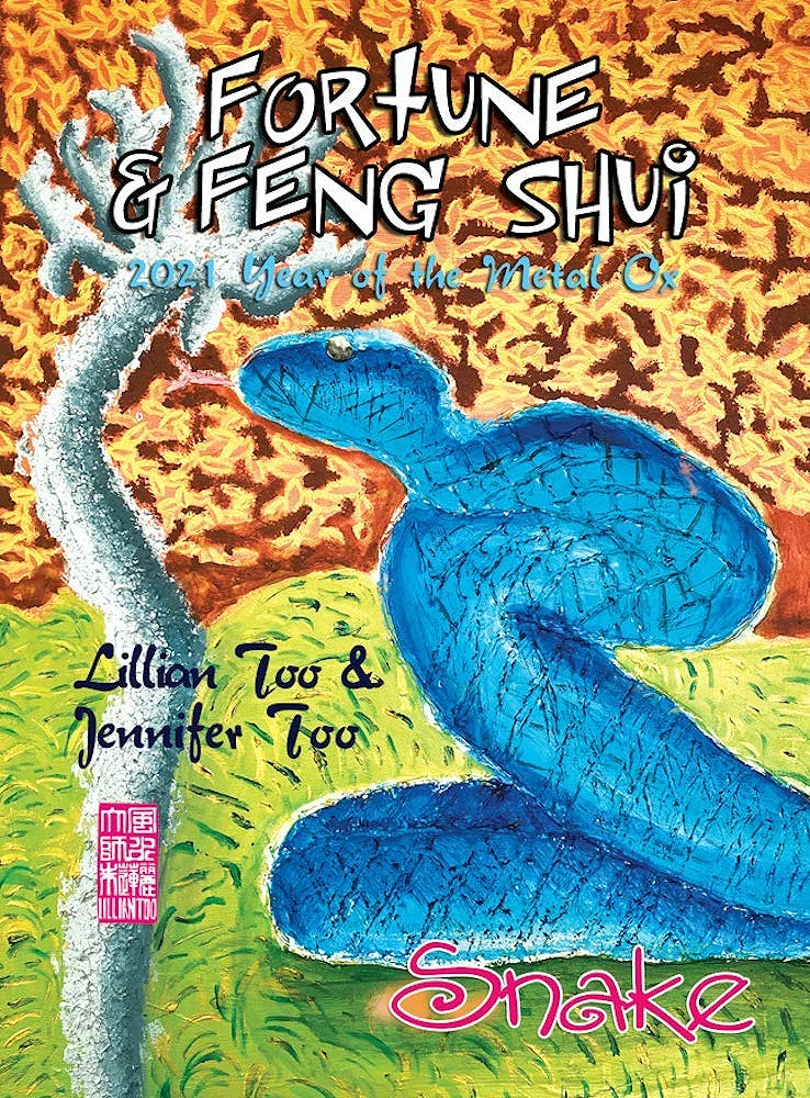 Link to an enlarged image of Fortune & Feng Shui 2021 : Snake