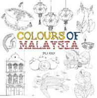Books Kinokuniya COLOURS OF MALAYSIA COLOURING BOOK