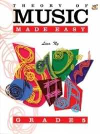 image of Theory of Music Made Easy Grade 5 (Theory of Music Made Easy) -- Sheet music