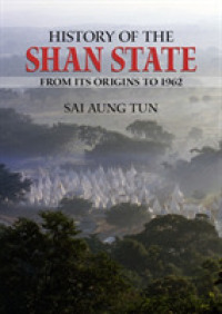 Link to an enlarged image of History of the Shan State : From Its Origins to 1962