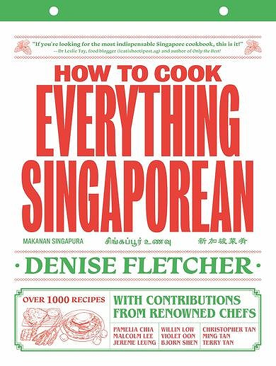 Link to an enlarged image of How To Cook Everything Singaporean