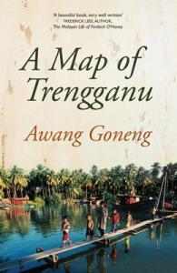Link to an enlarged image of Map of Trengganu -- Paperback / softback