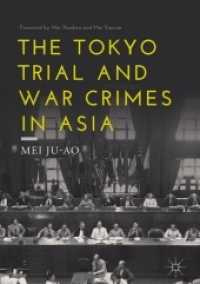 Link to an enlarged image of The Tokyo Trial and War Crimes in Asia