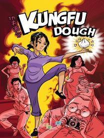 Link to an enlarged image of Kungfu Dough