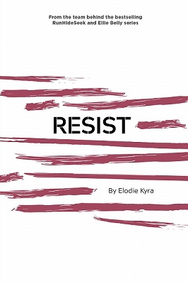 Books Kinokuniya: Resist (Second book in the Rage Trilogy) / Kyra ...