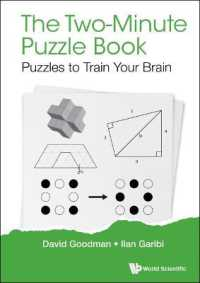Link to an enlarged image of The Two-minute Puzzle Book : Puzzles to Train Your Brain