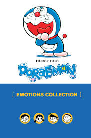 Link to an enlarged image of Doraemon Emotions Collection #6