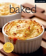 Link to an enlarged image of Mini Cookbook: Baked