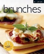 Link to an enlarged image of Mini Cookbook: Brunches