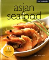Link to an enlarged image of Asian Seafood (Mini Cookbooks) -- Paperback / softback