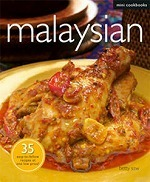 Link to an enlarged image of Malaysian : Mini Cookbook (Mini Cookbooks)