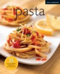 Link to an enlarged image of Pasta (Mini Cookbooks) -- Paperback / softback
