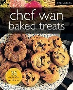 Link to an enlarged image of Mini Cookbooks : Chef Wan Baked Treats