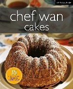 Link to an enlarged image of Mini Cookbooks: Chef Wan Cakes