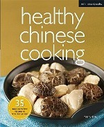 Link to an enlarged image of Mini Cookbook Healthy Chinese Cooking