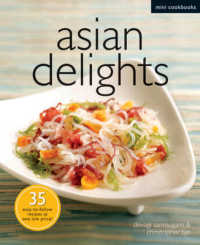 Link to an enlarged image of Mini Cookbook Asian Delights
