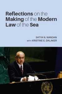 Link to an enlarged image of Reflections on the Making of the Modern Law of the Sea
