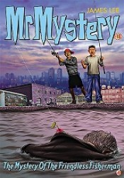 Link to an enlarged image of Mr Mystery #18: The Mystery Of The Friendless Fisherman