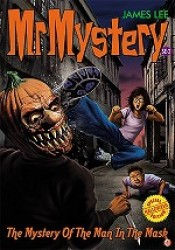 Link to an enlarged image of Mr Mystery Special Halloween Edition #2: The Mystery Of The Man In The Mask