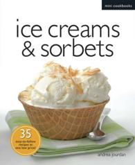 Link to an enlarged image of Mini Cookbook : Ice Cream