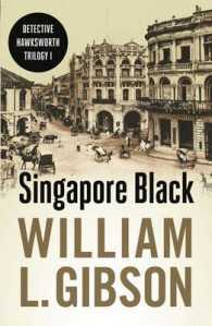 Link to an enlarged image of Singapore Black (Detective Hawksworth Trilogy)