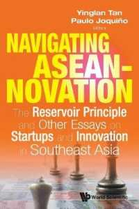 Link to an enlarged image of Navigating Aseannovation : The Reservoir Principle and Other Essays on Startups and Innovation in Southeast Asia