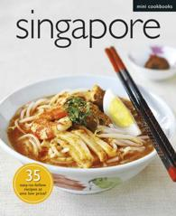 Link to an enlarged image of Mini Cookbook : Singapore