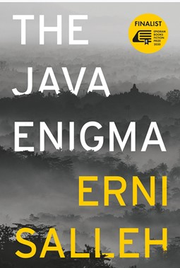 Link to an enlarged image of The Java Enigma