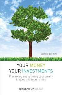 Link to an enlarged image of Your Money Your Investments : Preserving and growing your wealth in good and tough times -- Paperback / softback