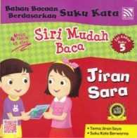 Link to an enlarged image of Siri Mudah Baca 2 - Jiran Sara