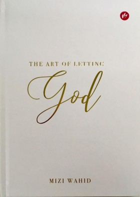 Link to an enlarged image of THE ART OF LETTING GOD