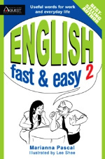 Link to an enlarged image of English Fast and Easy 2