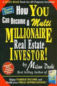 Link to an enlarged image of HOW YOU CAN BECOME A MULTI MILLIONAIRE REAL ESTATE INVESTOR