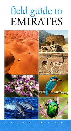 Link to an enlarged image of Field guide to Emirates - First Edition