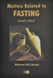 Link to an enlarged image of Matters Related to Fasting