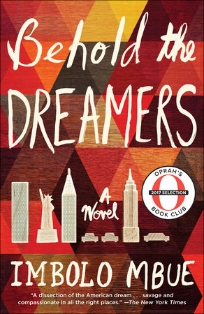 Link to an enlarged image of Behold the Dreamers : A Novel -- Paperback (English Language Edition)