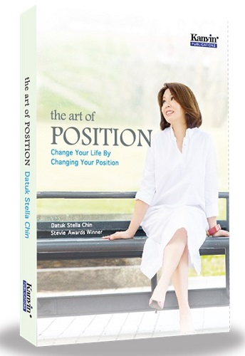 Link to an enlarged image of The Art of Position: Change Your Life by Changing Your Position